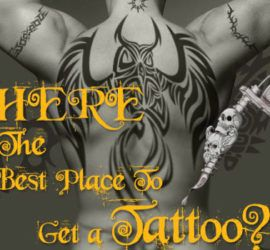 Thumbnail titled 'Where Is the Best Place to Get a Tattoo?'