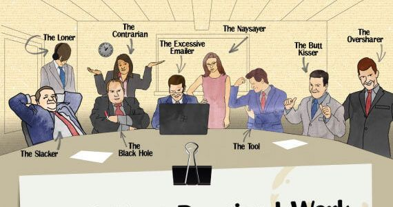 Thumbnail titled 'The 9 Most Despised Work Personalities'