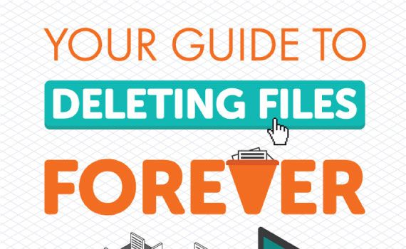 Thumbnail titled 'Deleting Files Forever: The Ultimate Guide'