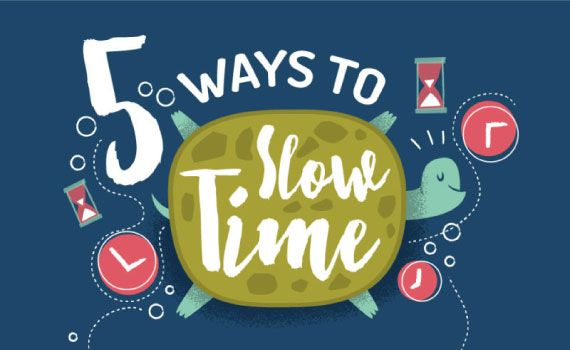 Thumbnail titled 'Slow down Time: 5 Amazing Ways to Trick Your Brain'