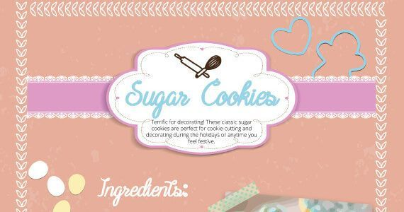 Thumbnail titled 'Tips to Bake Sugar Cookies'