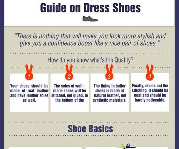 dress shoes guide for the real gentleman tips tipsographic