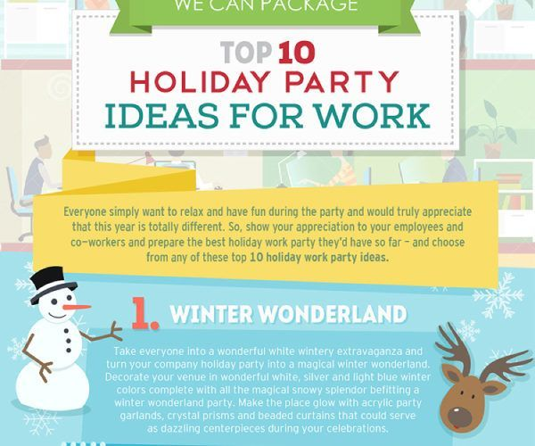 Social interactions archives tipsographic for Holiday party themes for work