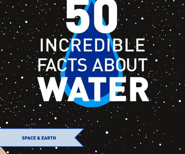 water facts 50 incredible strange essentials tips tipsographic