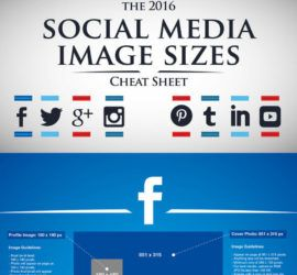 2016 tips optimize your social media images tips tipsographic