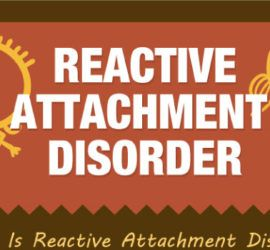 Thumbnail titled 'Tips to Find Signs of Reactive Attachment Disorder in Kids'