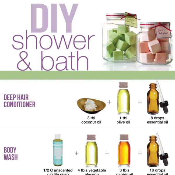 tips to make homemade bath and shower products tips 214 graphic october bath and shower products pictures to pin on pinterest