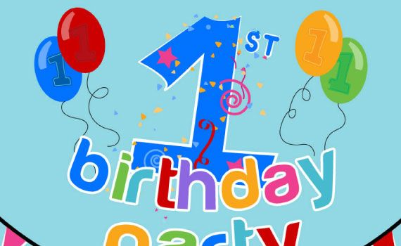 Thumbnail titled 'Tips to Plan Baby's First Birthday Party'