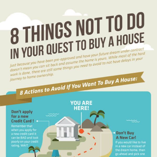 tips to avoid the 8 top mistakes when buying a house