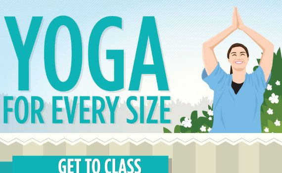 Thumbnail titled 'Tips to Do Yoga Poses for Curvy Sizes'