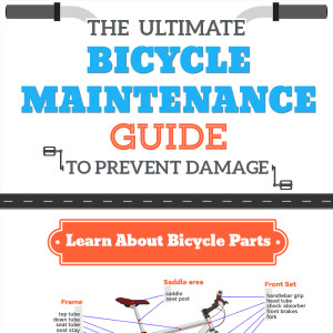 Tips to Tune up Your Bike to Prevent Damage tipsographic