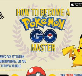 Thumbnail titled 'Tips to Become a Pokemon GO Master'