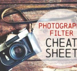 Thumbnail titled Ultimate Photography Filters Cheat Sheet