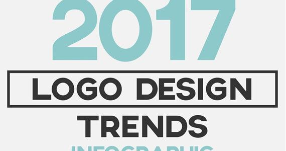 Thumbnail titled '2017 Top 5 Logo Design Trends—and the Sexier Treat of the Year'
