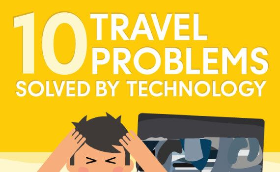 Thumbnail titled 10 Travel Problems That You Will Solve with Technology