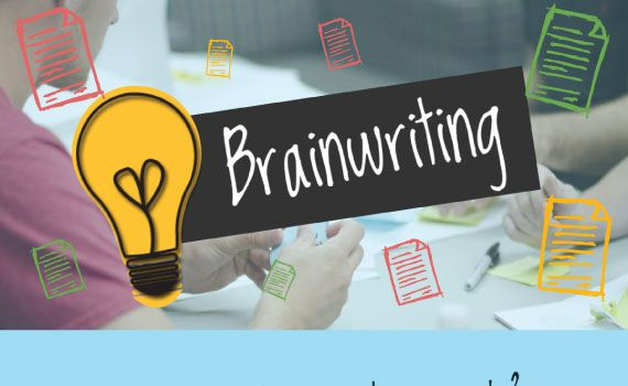 Thumbnail titled How to Generate Your Most Brilliant Ideas With Brainwriting