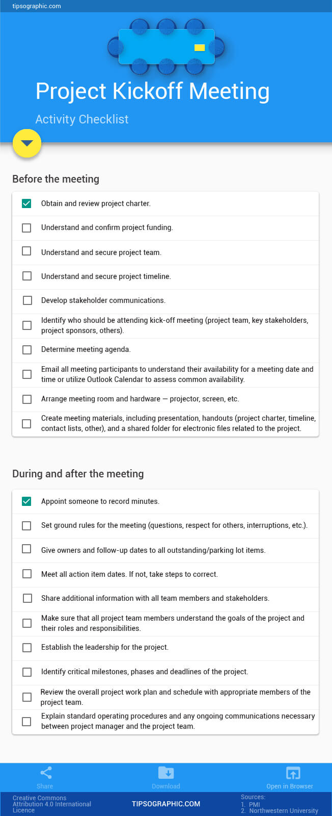 Image titled How to Plan Your Project Kickoff Meeting – an Easy Checklist