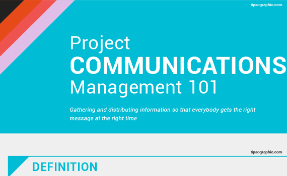PMP Certification: Project Communications Management 101 | Tipsographic