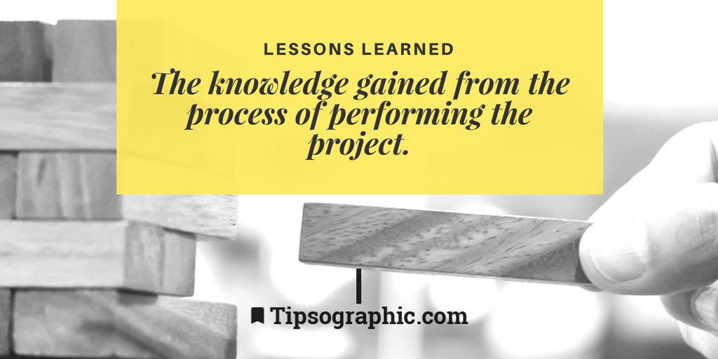Image titled Lessons Learned project management terms