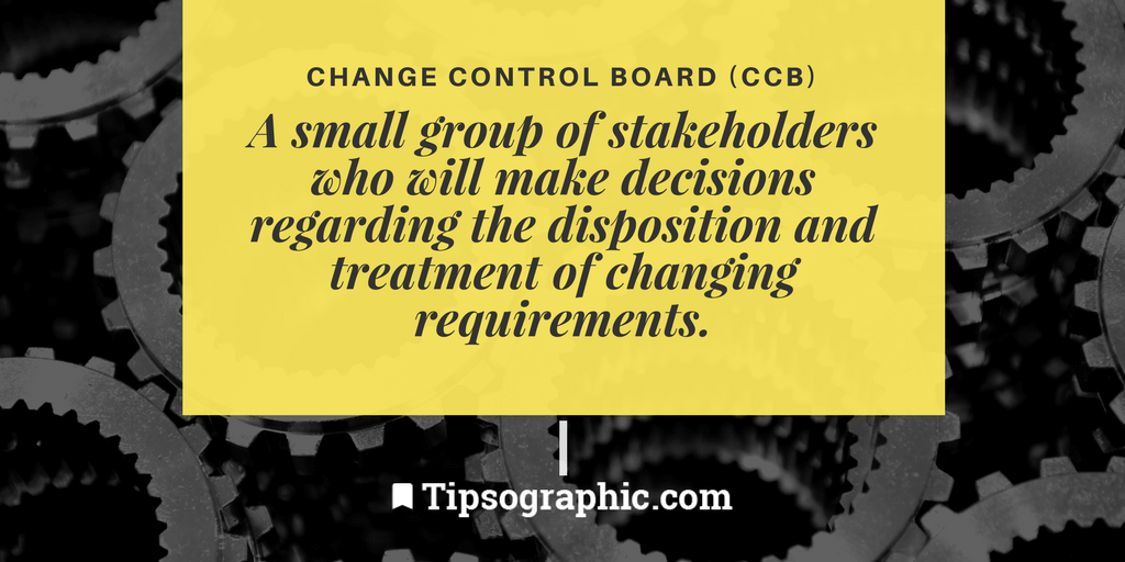 Image titled change control board (CCB) project management terms