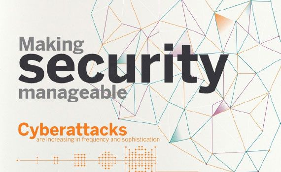 Thumbnail titled cybersecurity making security manageable