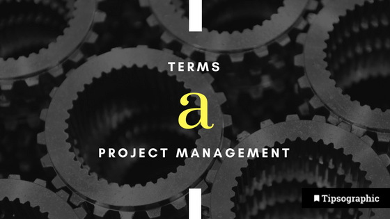 Image titled project management terms a