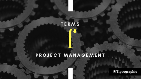 Image titled project management terms f