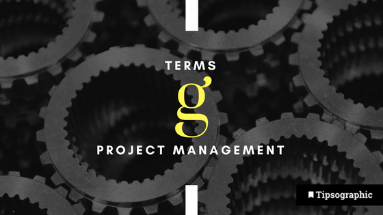 Image titled project management terms g