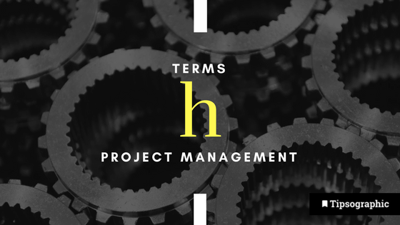 Image titled project management terms h