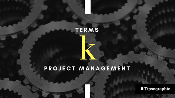 Image titled project management terms k