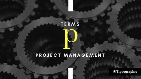 Image titled project management terms p