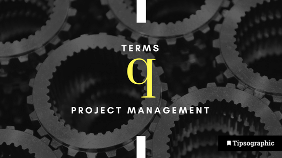 Image titled project management terms q