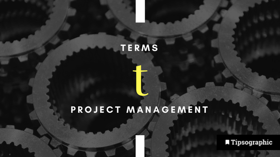 Image titled project management terms t