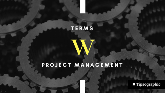 Image titled project management terms w
