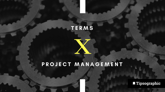 Image titled project management terms x