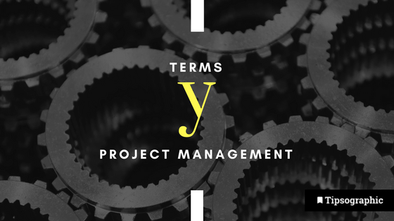 Image titled project management terms y