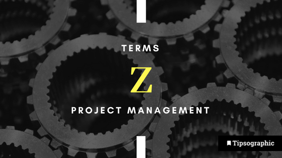 Image titled project management terms z
