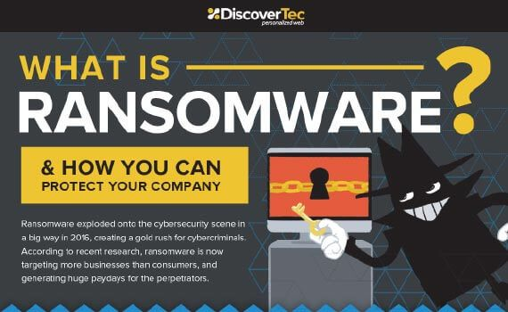 Thumbnail titled ransomware what is it and how can you protect your company