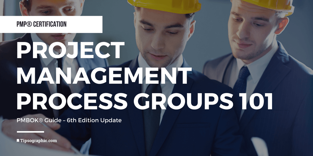 Image titled 35 hours of project management education project management process groups 101 pmbok 6th edition update
