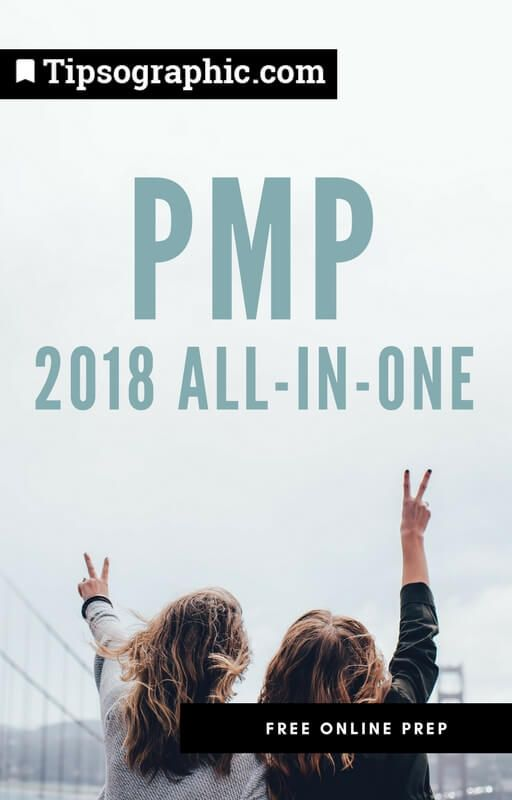 PMP 2018 All-In-One Free Online Prep Tipsographic