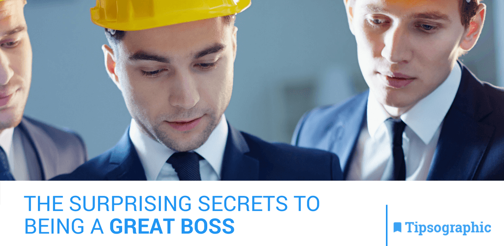 Thumbnail titled the surprising secrets to being a great boss