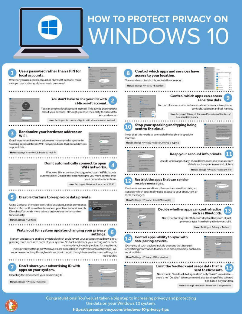 Image titled how to protect your privacy on windows 10