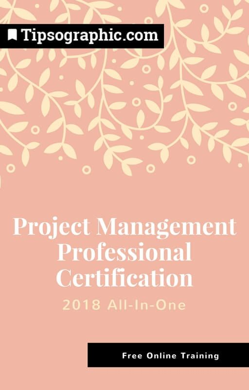 Free Online Certificate Course In Project Management Images