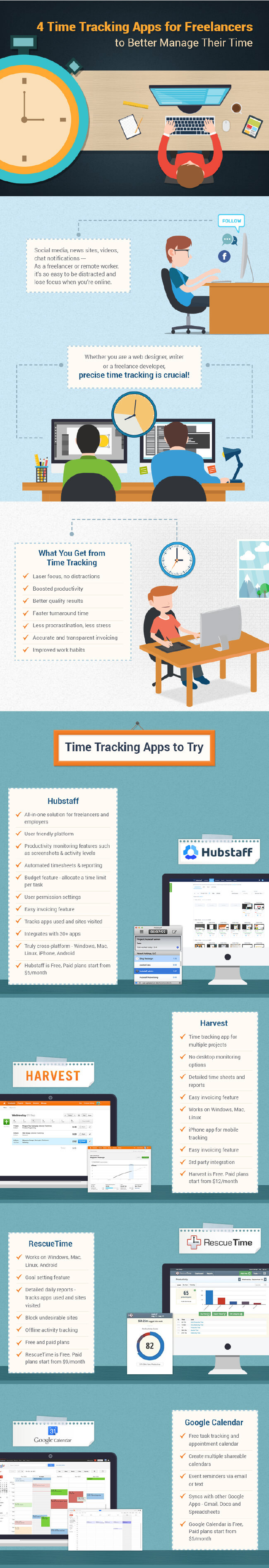 Image titled 4 time tracking apps for freelancers to better manage their time
