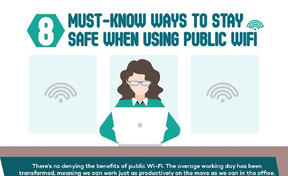 Thumbnail titled 8 must-know ways to stay safe when using public wi-fi