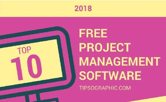 Thumbnail titled free project management software 2018 best systems