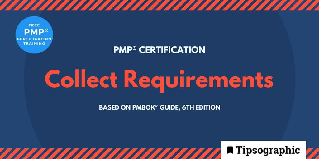 Image titled pmp certification collect requirements pmbok guide 6th edition