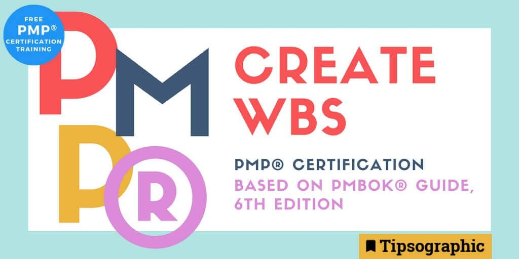Image titled pmp certification create wbs pmbok guide 6th edition