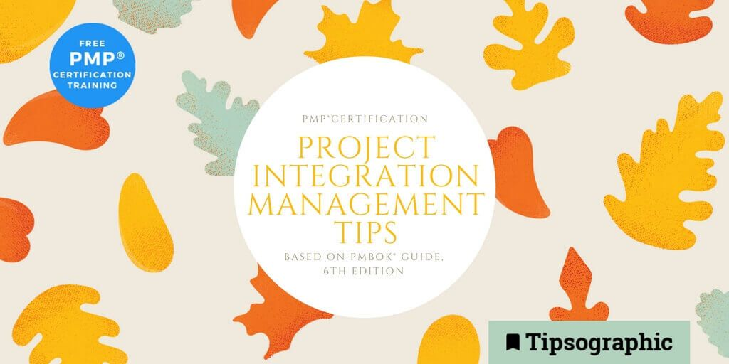 Image titled pmp certification project integration management tips pmbok guide 6th edition