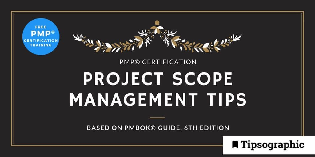 Image titled pmp certification project scope management tips pmbok guide 6th edition